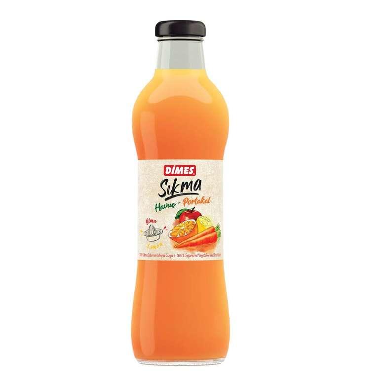 Dimes Meyve Suyu Sıkma Portakal Havuç 700 Ml