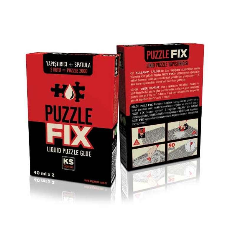 Puzzle Fix Yapıştırıcı