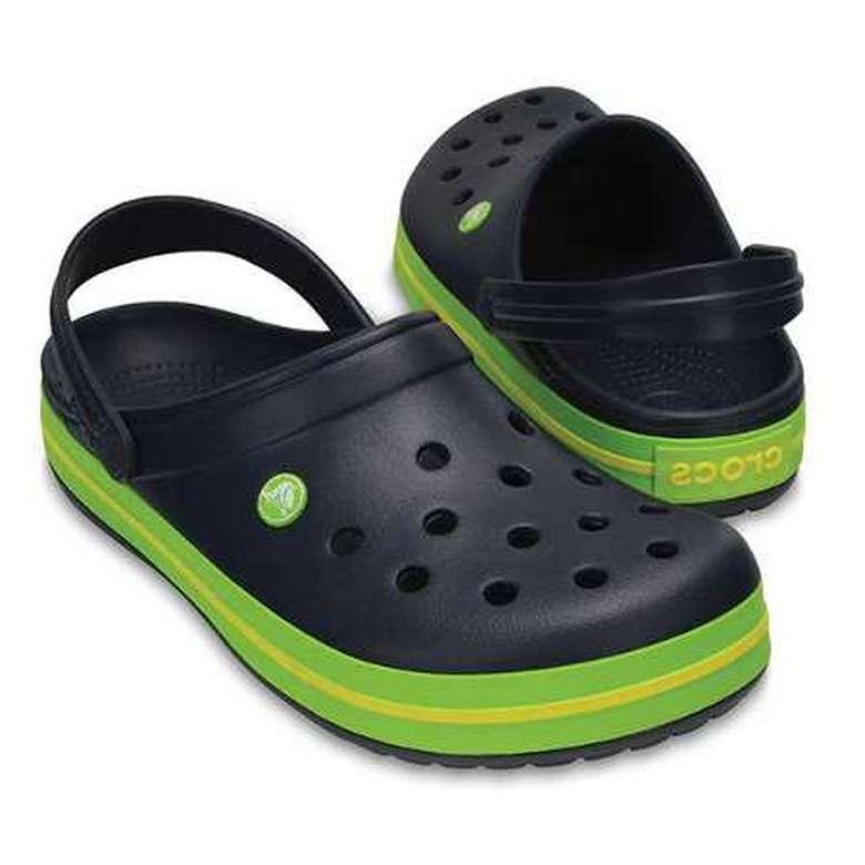 Crocs Erkek Terlik Yeşil Lacivert