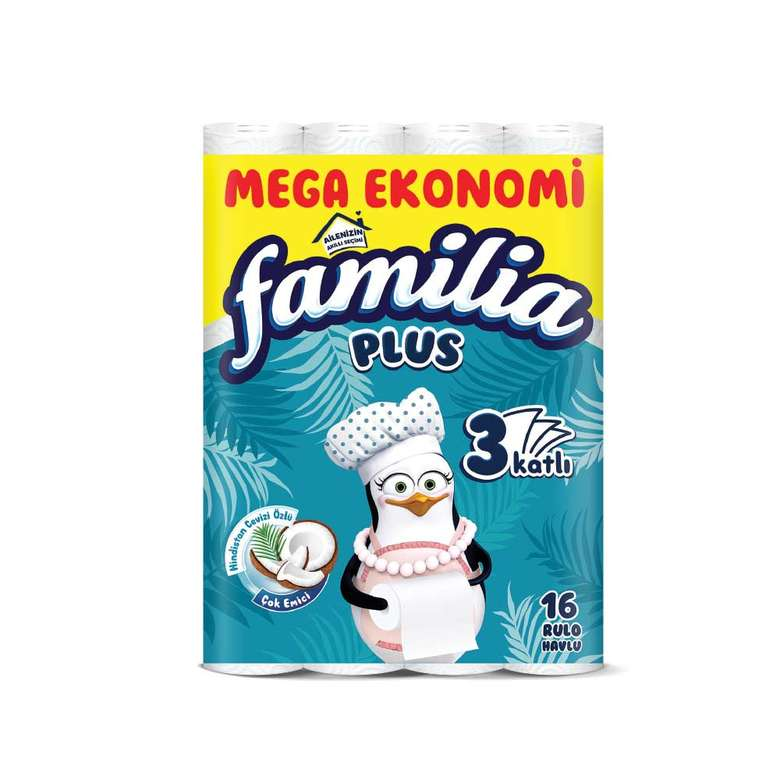 Familia 16'lı Havlu Kağıt