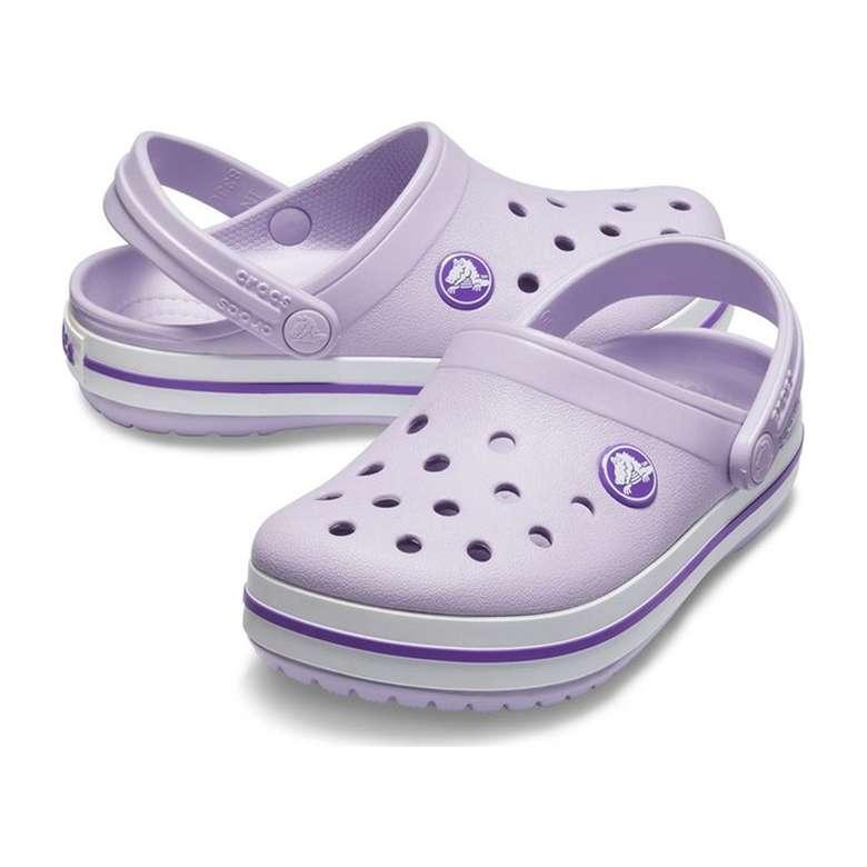 Crocs Çocuk Terlik - Lila, 23-24
