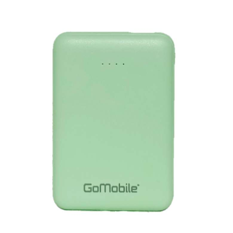 Go Mobile Powerbank 4000 Mah - Yeşil