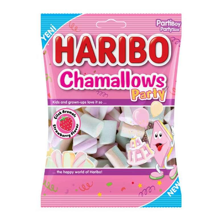 Haribo Chamallows Party Yumuşak Şeker 62 G
