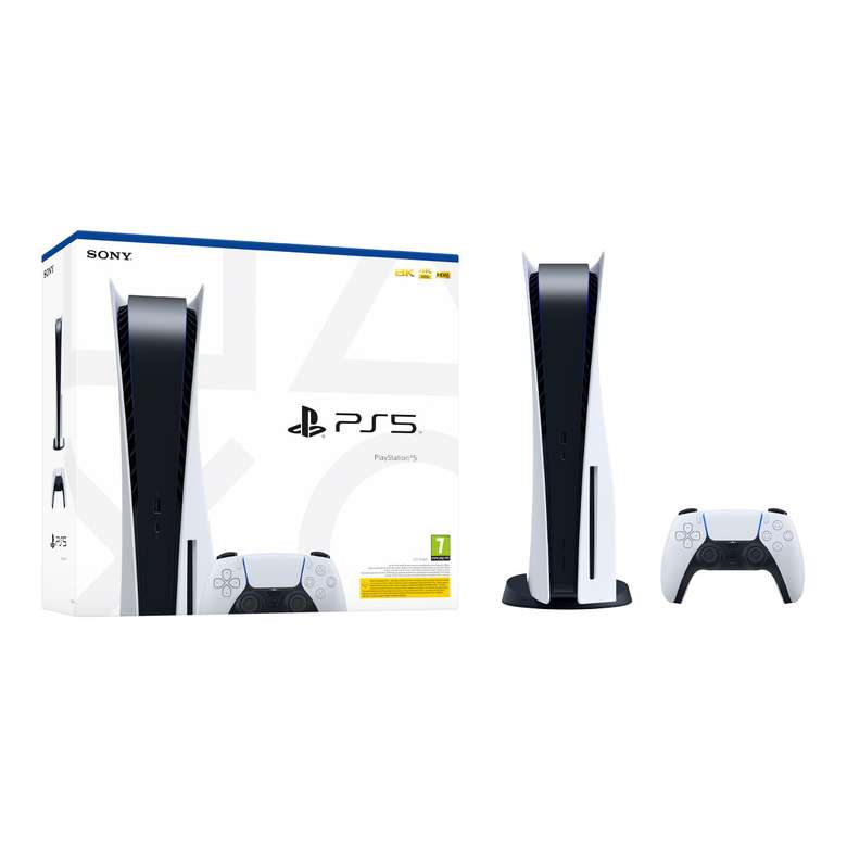 Sony Playstation 5 Cd'Li Oyun Konsolu