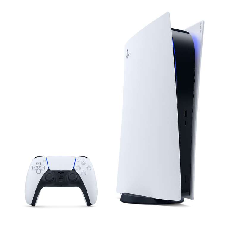 Sony Playstation 5 Digital Sürüm Oyun Konsolu