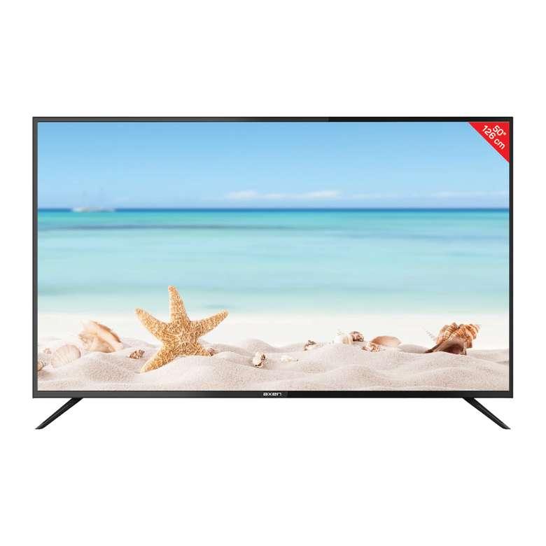 Axen AX50LEDJ203 50'' Ultra Hd Android Smart Led Tv