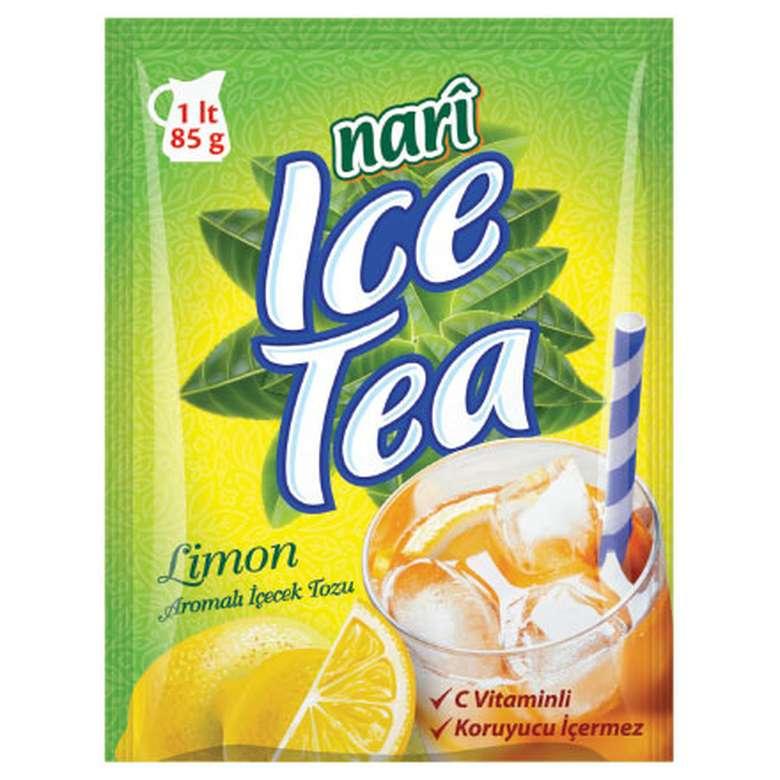 Nari Ice Tea Limon Aromalı 85 G