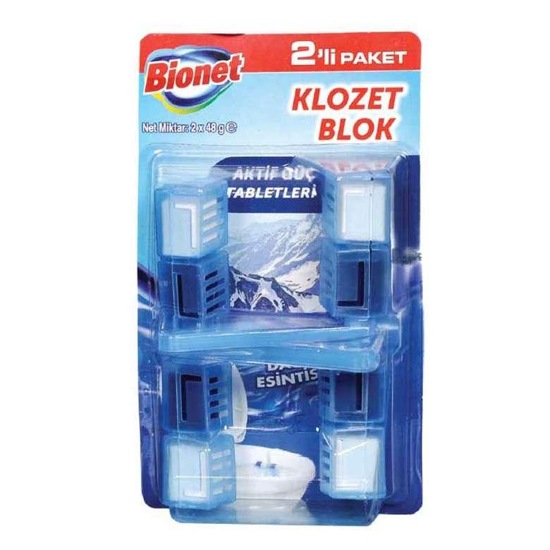 Klozet Blok 2'Li Bionet / Dağ Esintisi