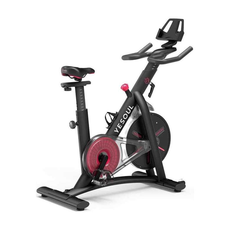 Xiaomi Yesoul S3 Smart Spin Bike Kondisyon Bisikleti - Siyah