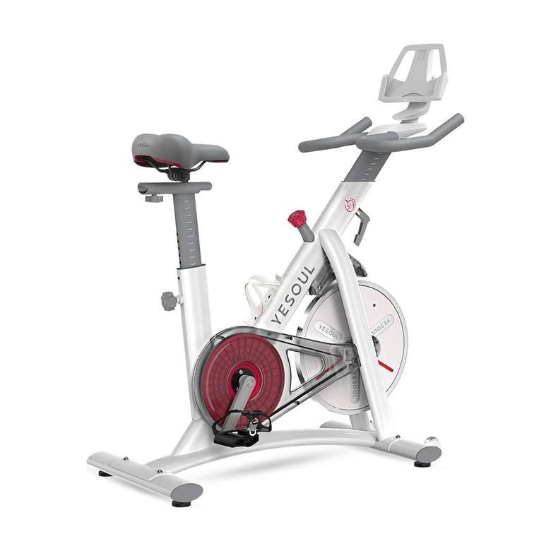 Xiaomi Yesoul S3 Smart Spin Bike Kondisyon Bisikleti - Beyaz