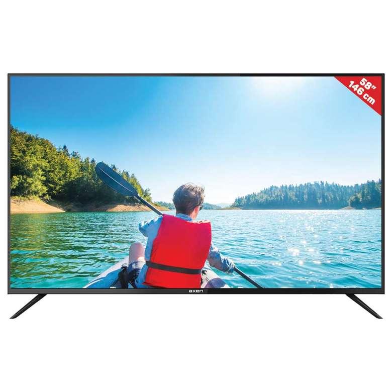 Axen AX58LEDJ203  58'' Ultra Hd Android Smart Led Tv