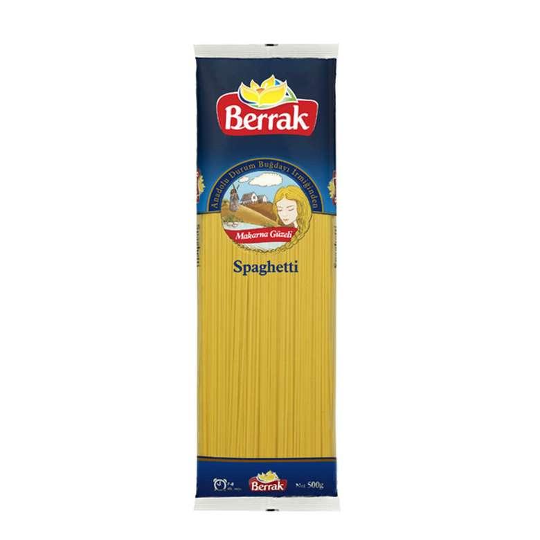 Berrak Makarna Spagetti 500 g