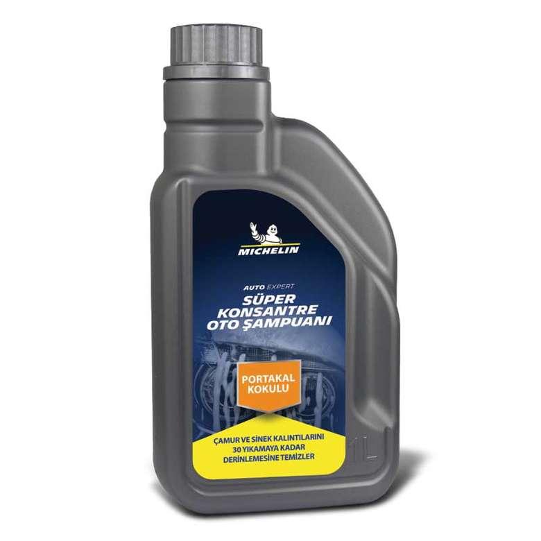 Mıchelın Konsantre Oto Şampuanı 1 Lt