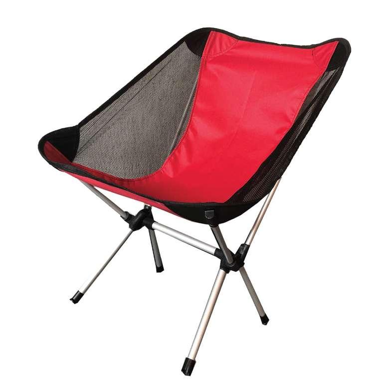 Katlanabilir Alüminyum Kamp Sandalyesi