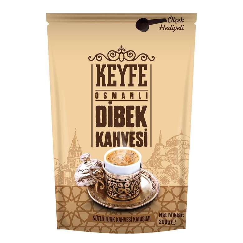 Keyfe Dibek Kahvesi 200 G