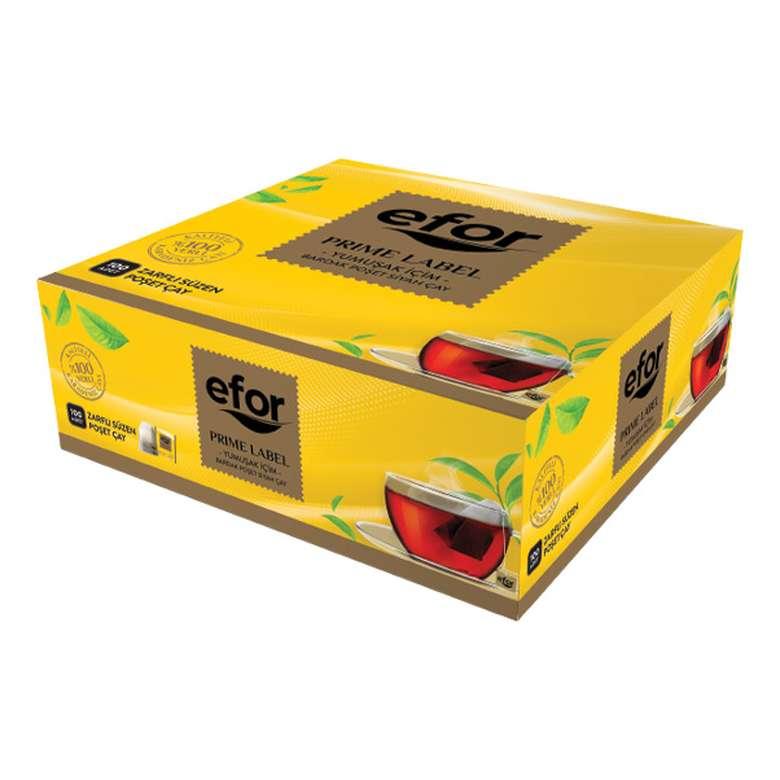 Efor Prıme Label Çay 100'lü