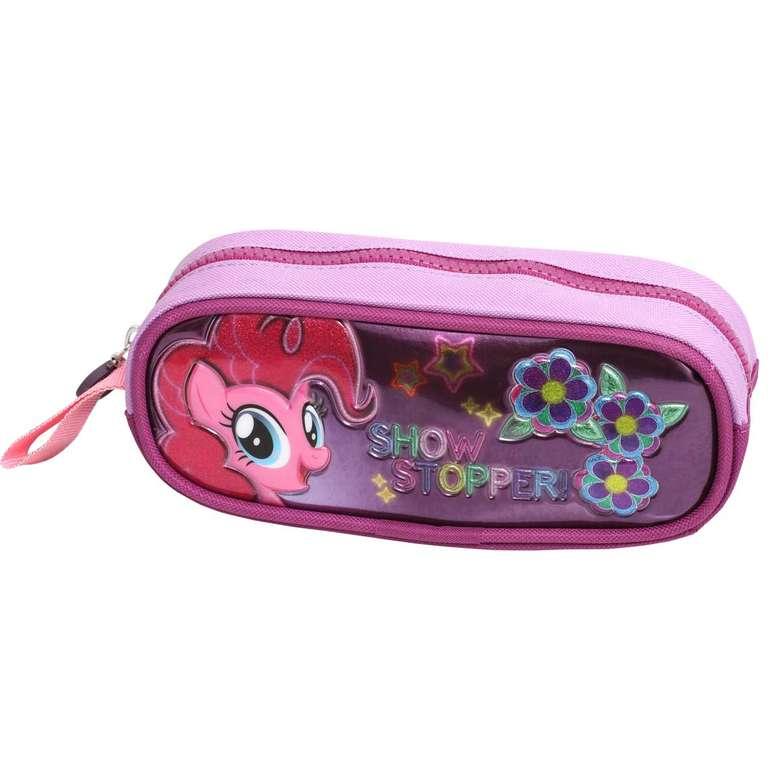 lisanslı brıck anaokulu kalem çantası my lıttle pony