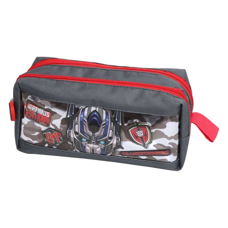 lisanslı due kalem çantası transformers optımus prıme