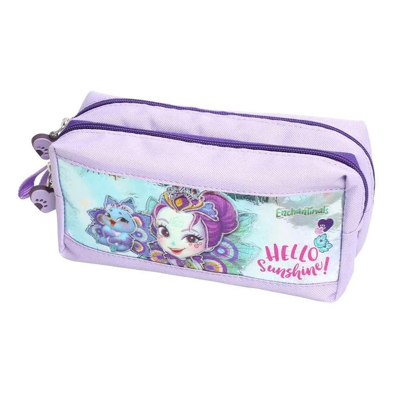 lisanslı due kalem çantası enchantımals sunshıne