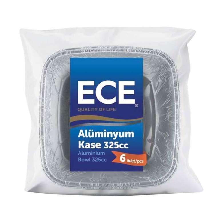 Ece Alüminyum Aşure Kabı 6lı Ece 6lı