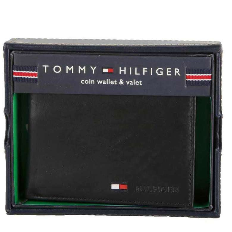 Tommy Hilfiger 31TL25X020 Erkek Cüzdan Siyah