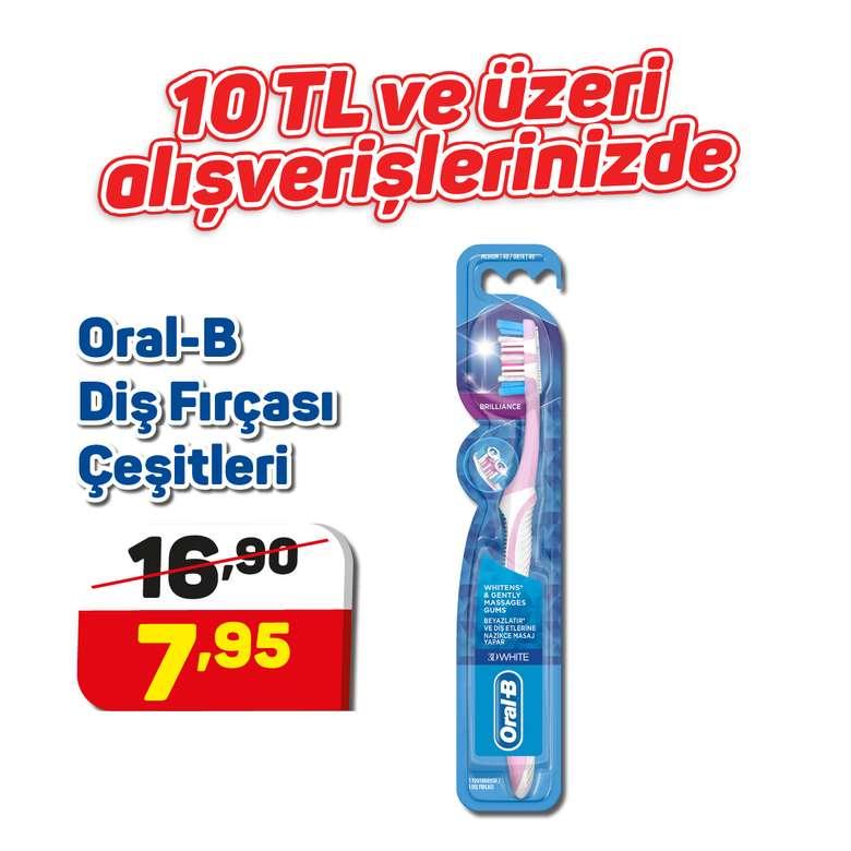 Oral-b Diş Fırçası Brıllıance 1 Adet