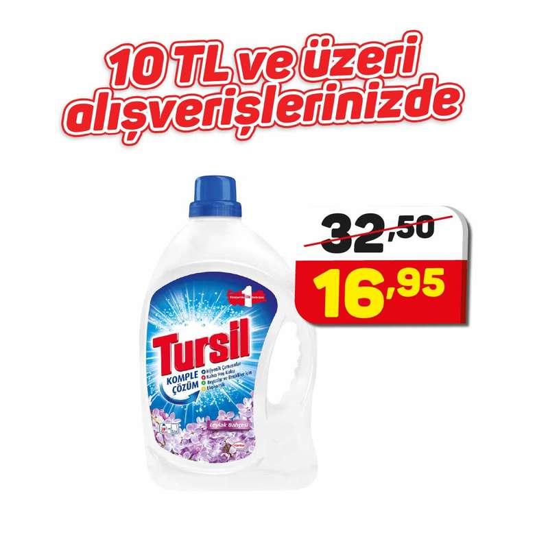 Tursil Sıvı Deterjan  2470 Ml