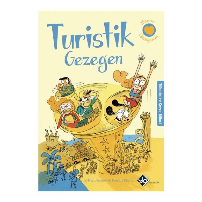 Benim Gezegenim Kitap Serisi  - turistik Gezegen