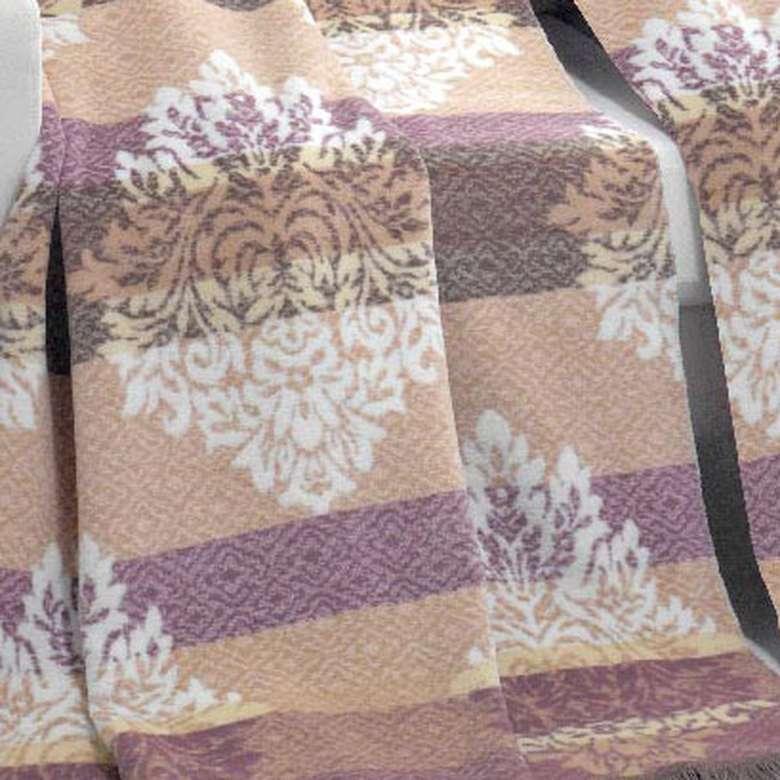 Çift Kişilik Battaniye (180x220 Cm) - Pembe