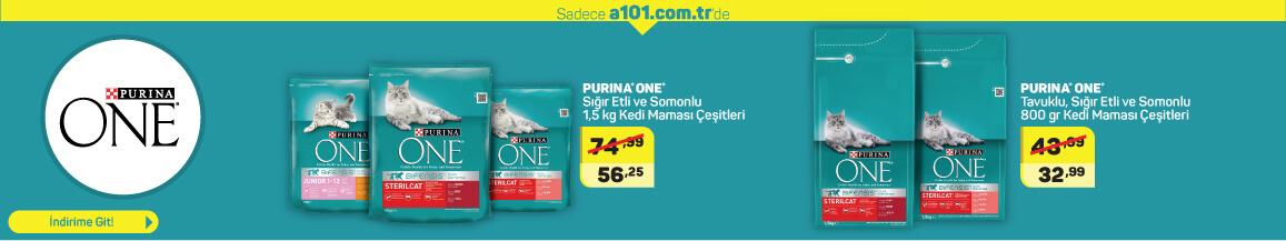 Purina One Pet ürünleri 12 mayıs