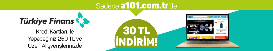 Türkiye Fianans Kredi Kartlarına Özel 30 TL İndirim