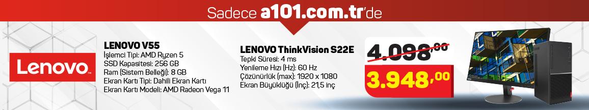 Seçili Lenovo Ürünlerinde Birlikte Al İndirimi!