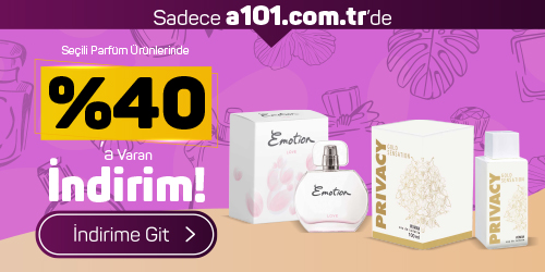 Parfüm Ürünlerinde %40'a varan indirim - 11.11