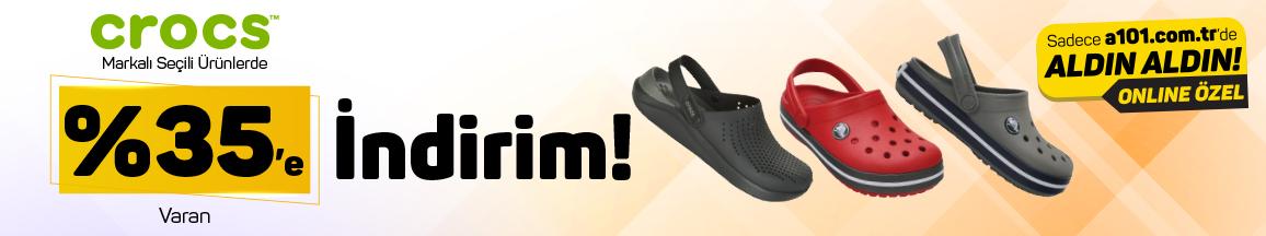 Crocs markalı ürünlerde indirimler - Kasım 2020
